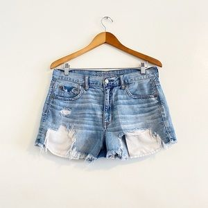 American Eagle High Rise Festival 12 Shorts